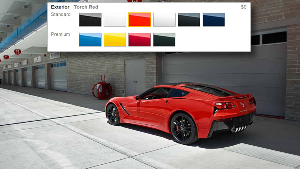 2015 Corvette Colors >> Color Us Excited Two New Colors Coming To Corvette For 2015