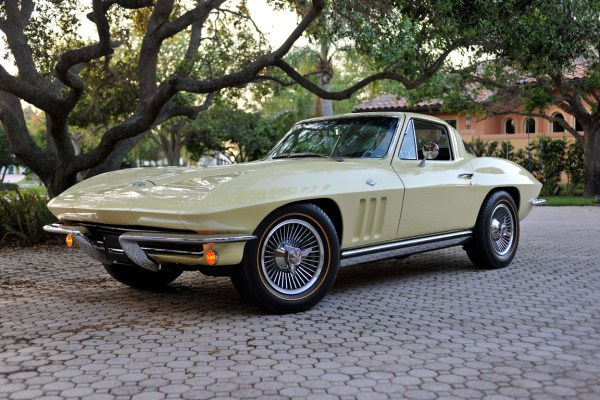 1965 C2 Corvette 327-365 Factory Air-Conditioned Coupe (1)