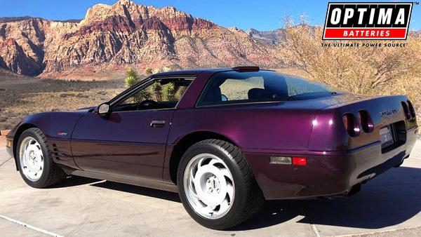 1992 Chevrolet Corvette ZR-1 Home