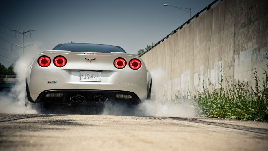 How much horsepower is too much for your Corvette?