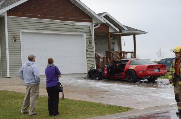 Corvette house