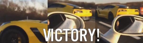 2015 Corvette Z06 Beats 2014 Dodge Viper SRT TA