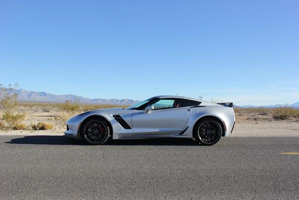 Corvette Z06 (side text)