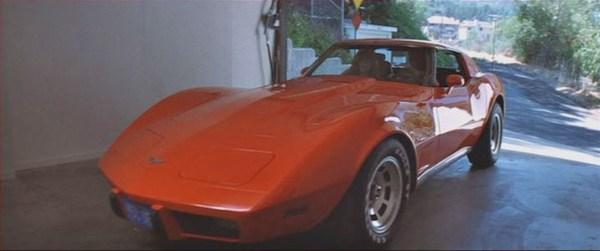 Boogie Nights Corvette