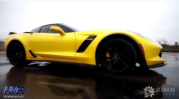 new LMR racecraft