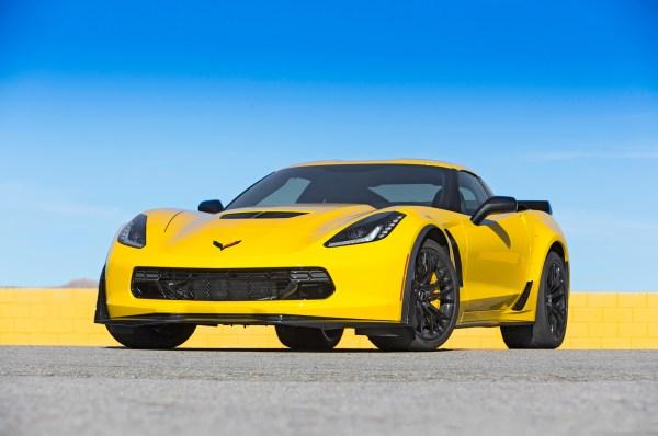 2015 Chevrolet Corvette Z06 Motor Trend Retest