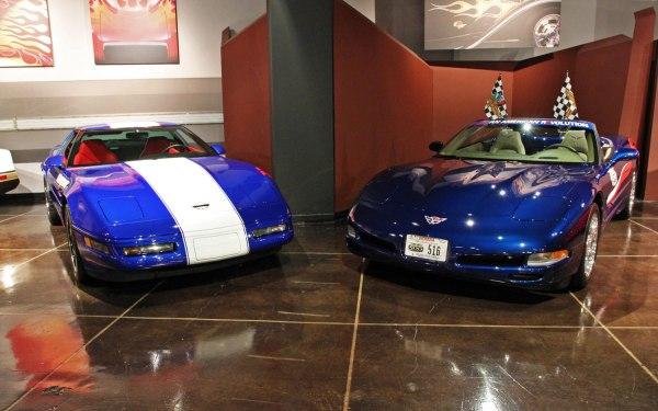 C4-and-C5 corvette
