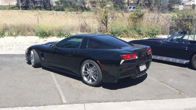 Corvette Butt Transplant - C5 with C7 Rear Fascia (1)