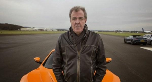 Top Gear Jeremy Clarkson Netflix
