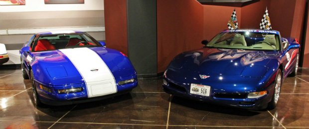 c5 and c4 corvette