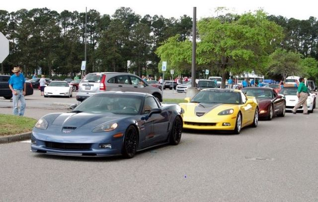 Corvette Carolina Event