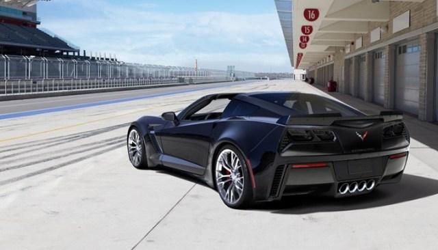 Black Corvette-Z06