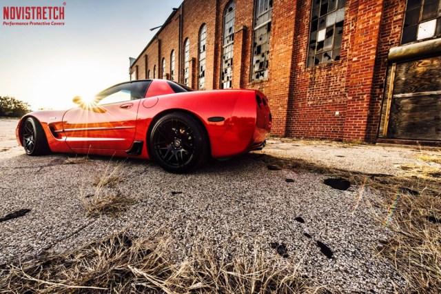 Really Clean Detailed Chevrolet Corvette Home
