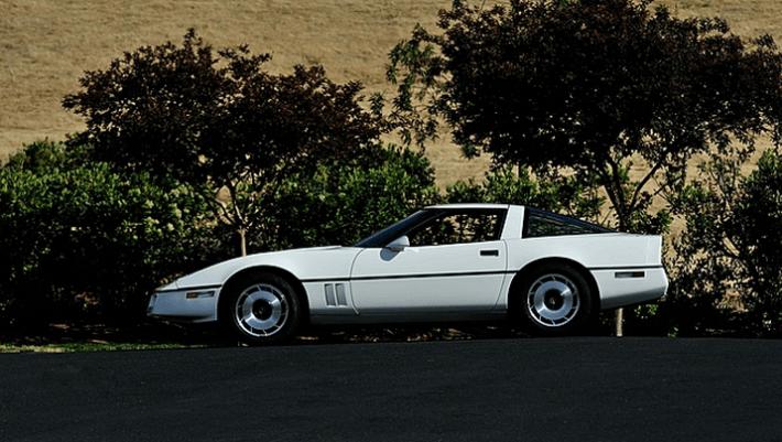 1st C4 Corvette 2