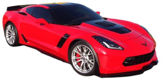 Callaway Corvette Z06 Home