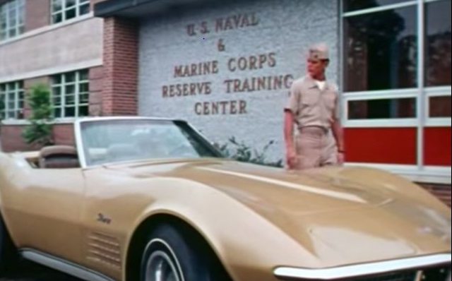 Corvette Recruitment