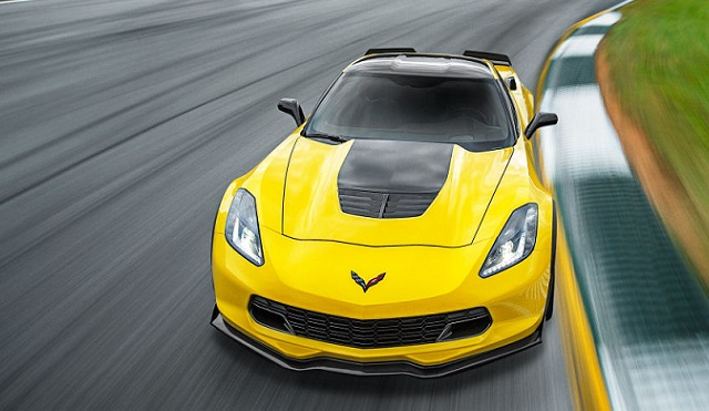 Z06 track featured