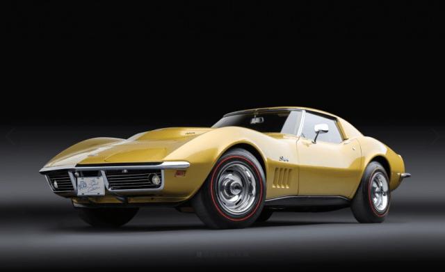 1969 Chevrolet Corvette Stingray L88