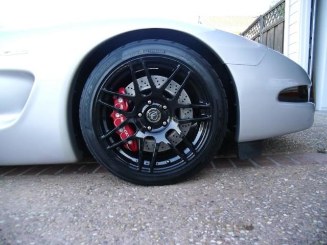 Big C5 brakes
