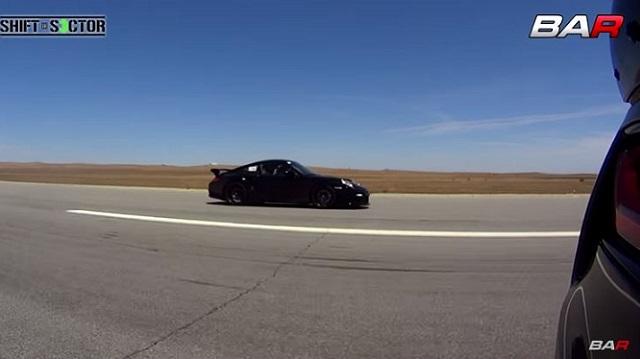 Z06 vs GT2
