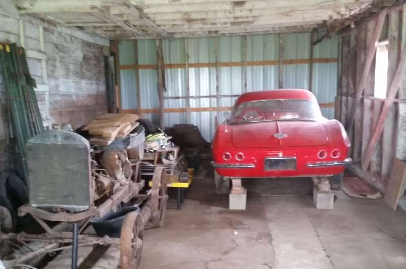 C1 second barn find