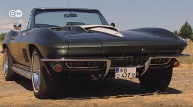DW Corvette