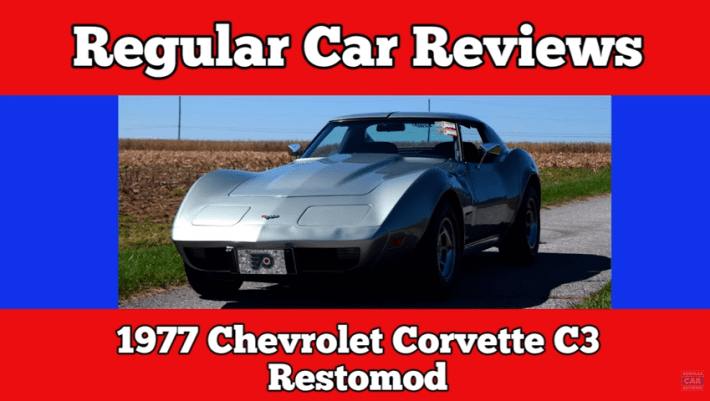 77 corvette restomod