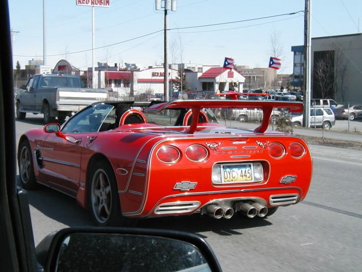 ugly corvette mod