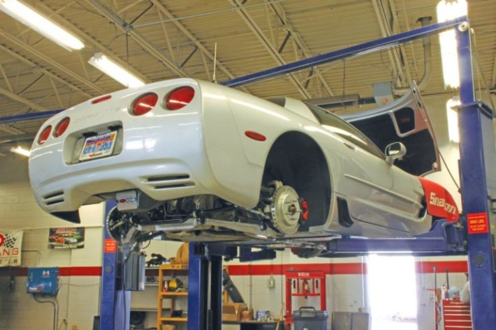 How-To Tuesday: Corvette Clunk Noises - CorvetteForum