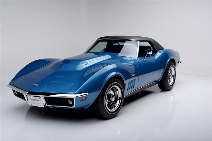 Gorgeous '69 L88 Corvette Convertible Heads To Auction