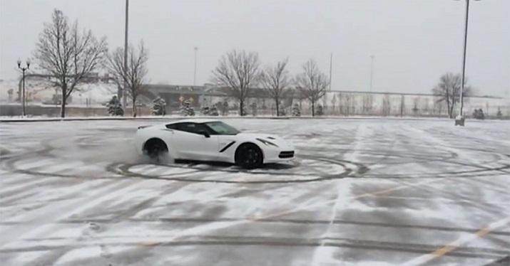 CF in Snow