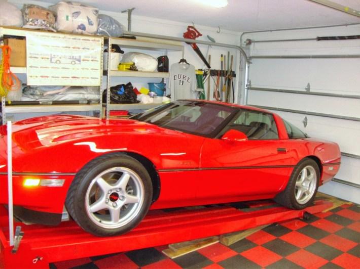 C4 Corvette of the Week