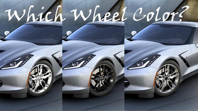 corvette c7 wheel