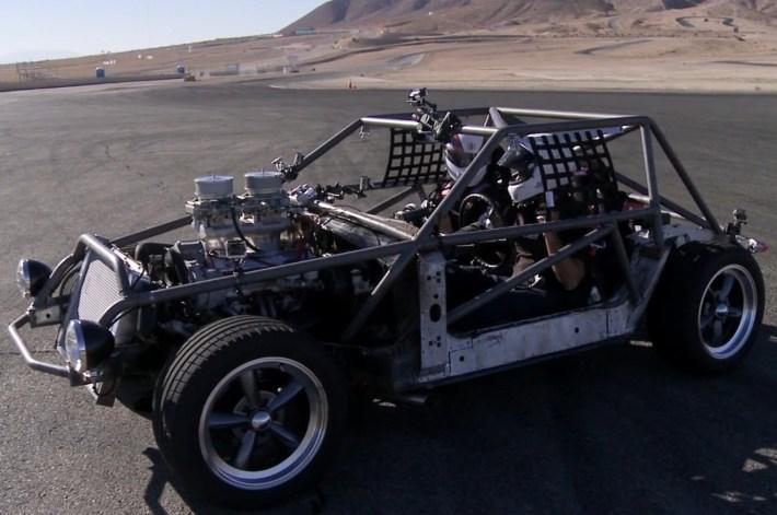 1984-C4-Corvette-kart-on-Roadkill-screen-shot-front-left-side-