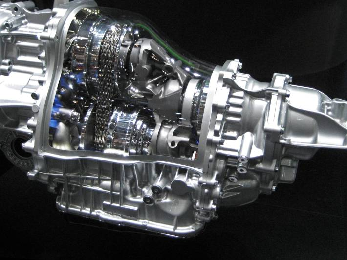 Subaru_Lineartronic_transmission_in_Tokyo_Motor_Show_2009