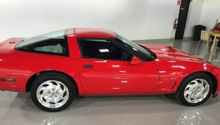 1995_corvette of the week