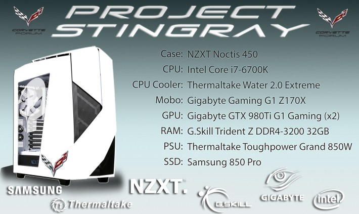 Project Stingray Insert