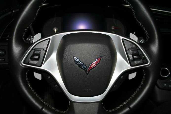 c7 paddle shifters