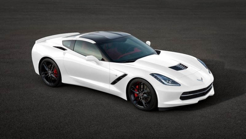 Corvette-C7-Stingray-white