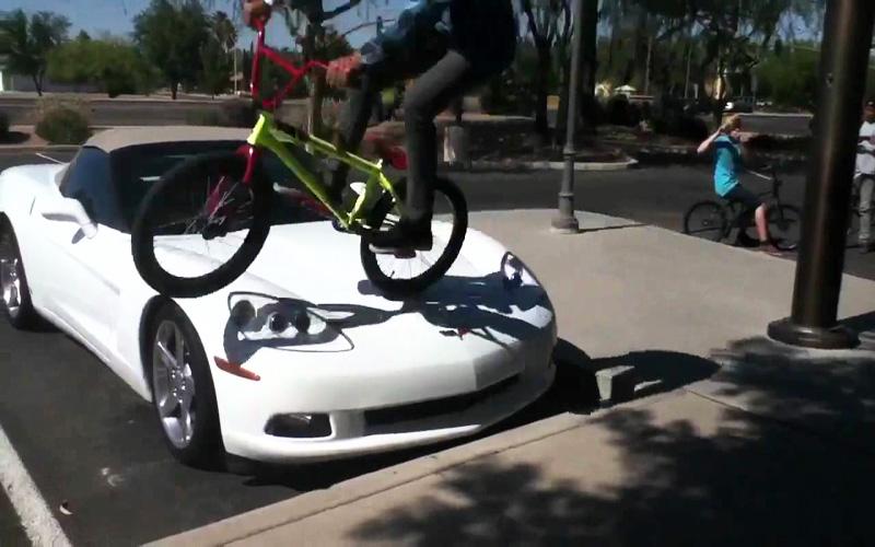 BMX No No