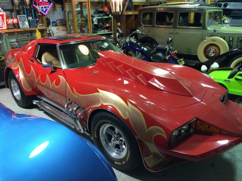 When Imagination Attacks 1975 Corvette Summer Custom C3