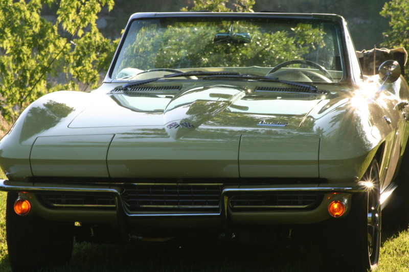 1966 Corvette