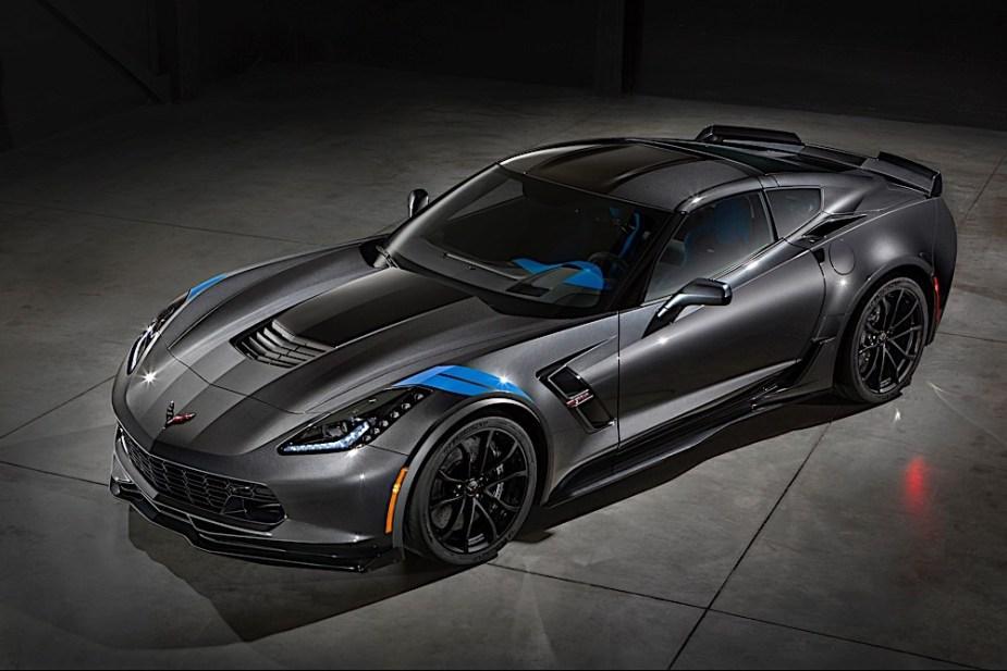 2018 Corvette LT5 DOHC V8