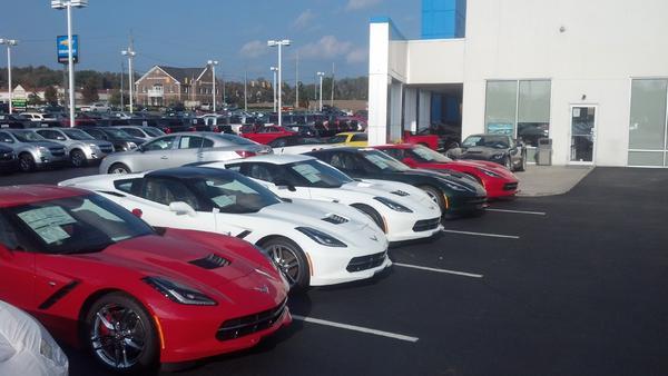 corvette-dealership