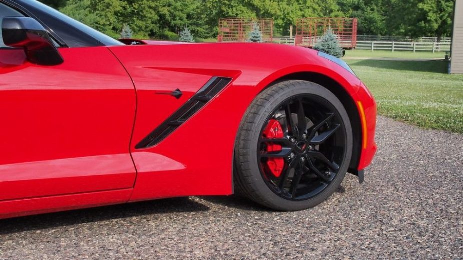 red-calipers
