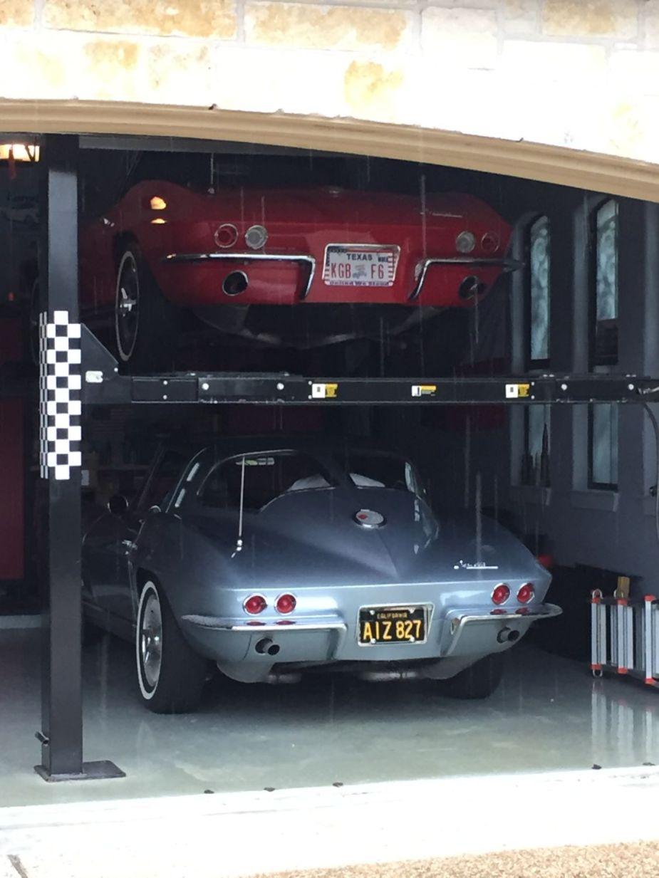 1965 1963 Corvette
