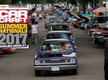 2017 Chevrolet Performance CAR CRAFT Summer Nationals ...