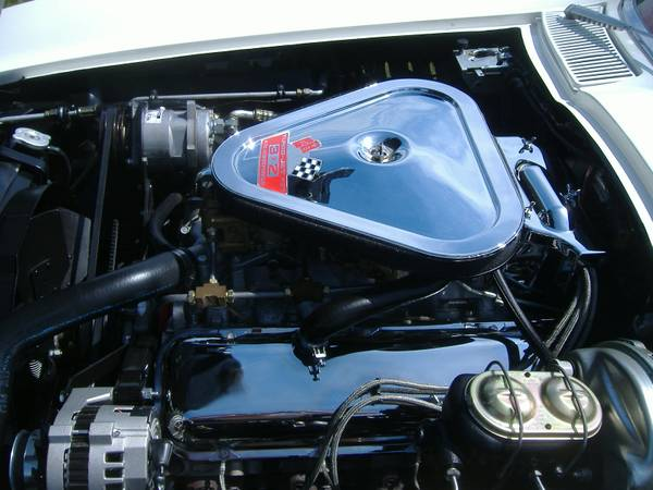 L89 Corvette C2 Engine