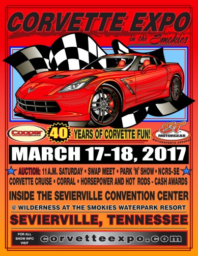 Tennessee Corvette Expo