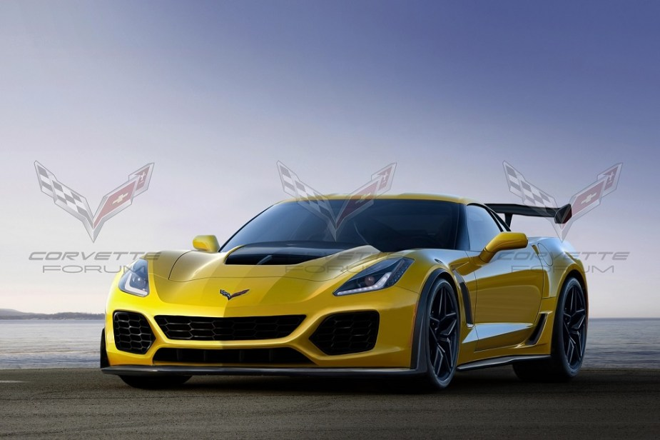 Corvette C7 Zr1 >> More C7 Corvette Zr1 Details Arrive Online Corvetteforum